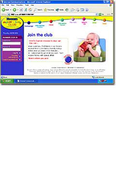 JBCP: Huggies (Website)