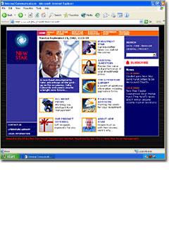 JBCP: News Star (website)