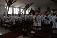 Hl. Messe vor dem Generalkapitel