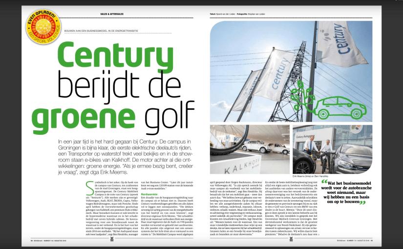 Reportage: Century Groningen