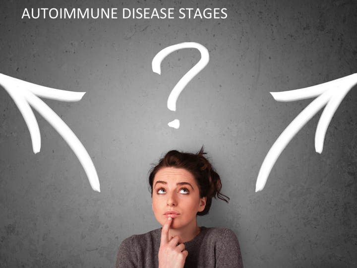 10 Stages of Autoimmune Grief and Life