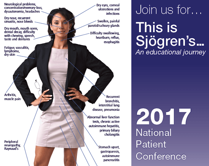 2017 Sjogrens National Patient Conference
