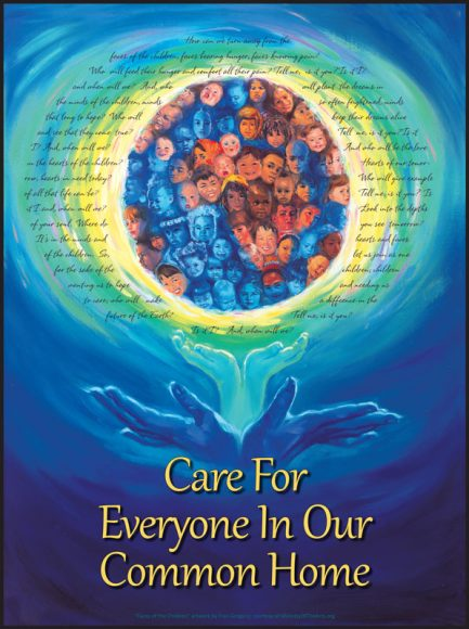 4.17-18_Care_For_Everyone_In_Our_Common_Home