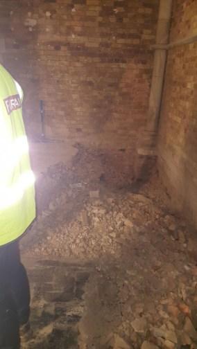 7 Nov - excavation begins-w1200