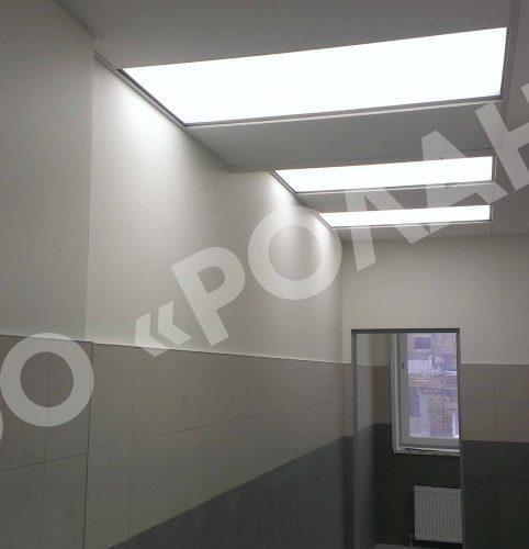 Ремонт офиса в г. Екатеринбург