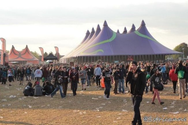 Groezrock Main Stage
