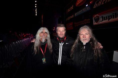 Michel, Rudy et...Lukas ?
