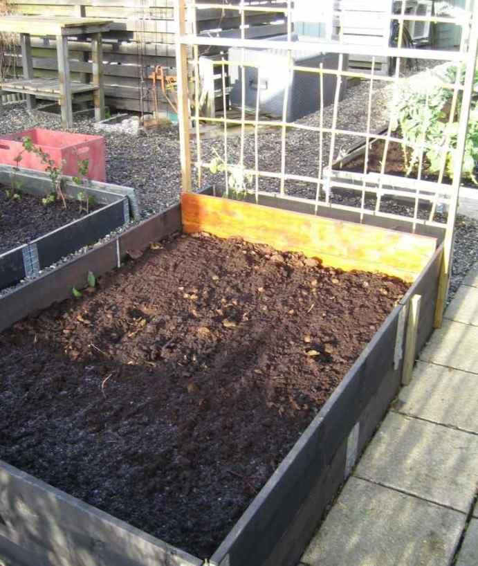 Ny odlingsyta utan att gräva