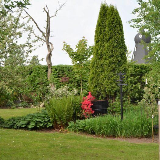 Ryssamöllagården trädgårdsrundan