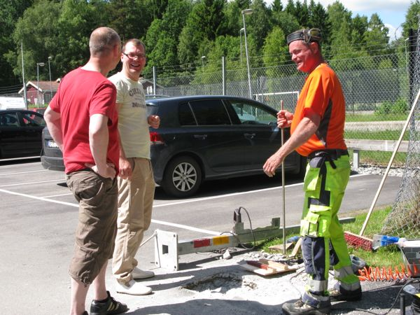Lars Jonsson, Kent Larsson