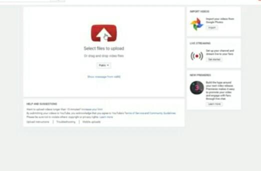 youtube par video upload kaise kare