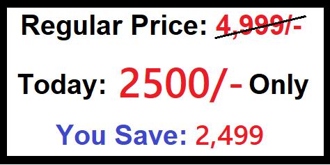 blogging training price