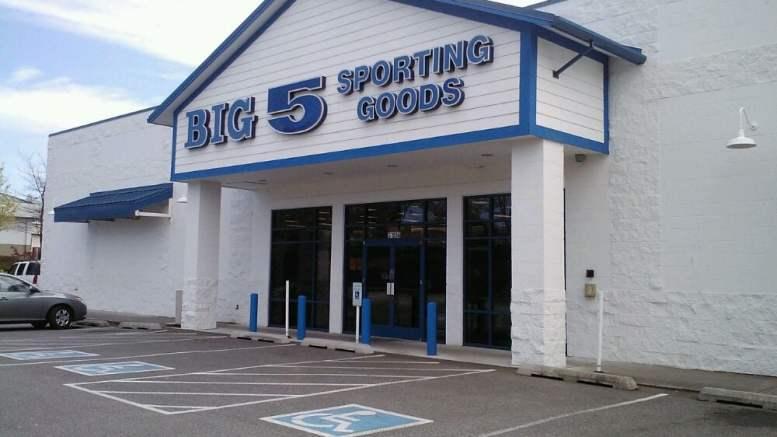 Oak Harbor Big 5 Sporting Goods Sued by EEOC for Racial