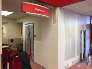 Target - Quarry Center - Minneapolis, Minnesota - Men's ...  |Target Store Restroom