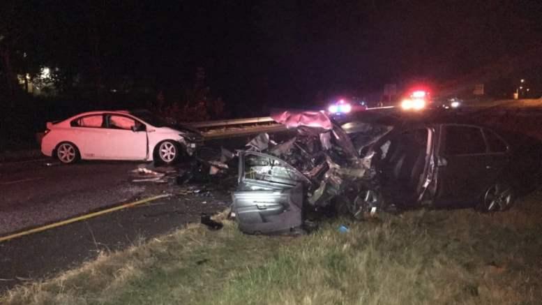 Wrong-Way Driver Causes Crash on I-5 near Bellingham - Skagit