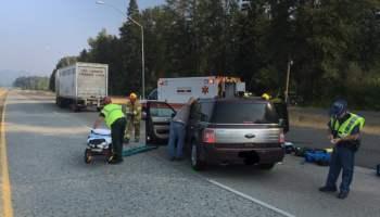 Bellingham Woman Injured in Crash on I-90 in Kittitas County