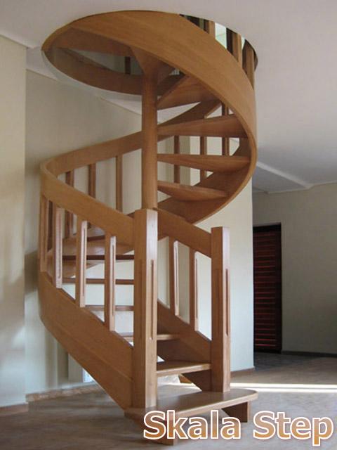 Skala Step - Χειροποίητες Ξύλινες Σκάλες Ποιότητας από το 1985