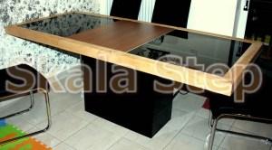 Η σειρά My Home της Skala Step σας δίνει τη δυνατότητα να αποκτήσετε το ξύλινο τραπέζι που επιθυμείτε!