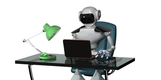data analysis robot