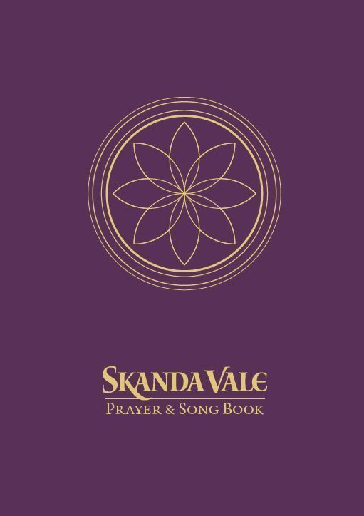 Skanda Vale Prayer and Song Book