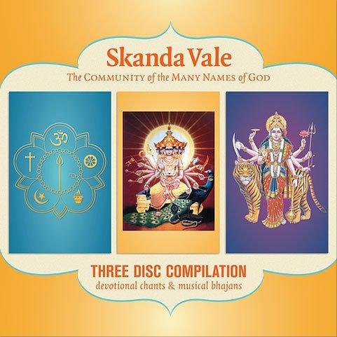 Three CD Compilation albums by Skanda Vale