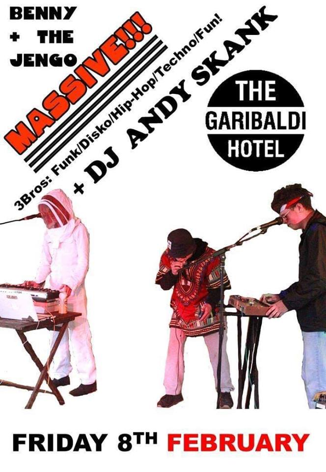 The Garibaldi Hotel