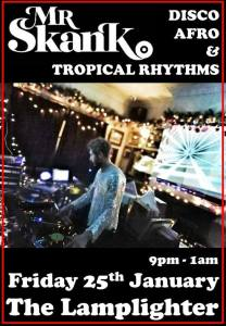 Tropical Rythms Gig