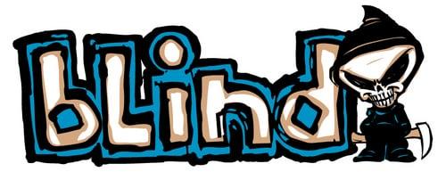 bLind Skateboard