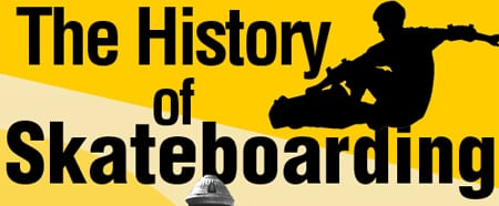 History Of Skateboarding – First Skateboard