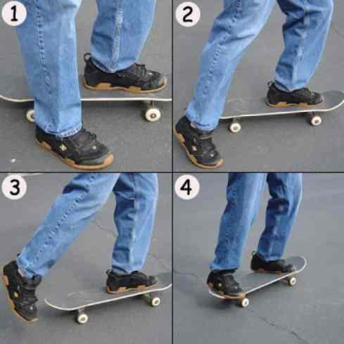 Good Starter Skateboard