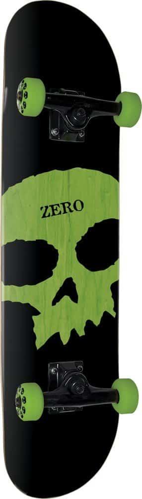 Zero 10534018 Skull K/O Complete Skateboard
