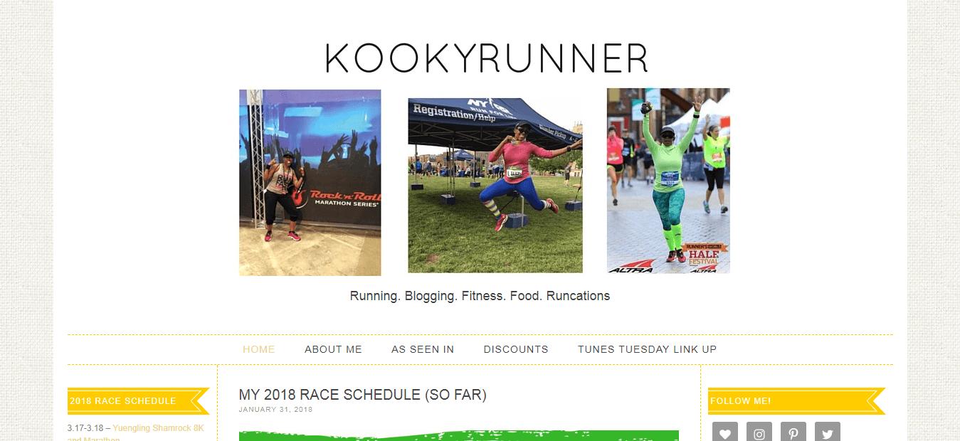 Kooky Runner