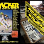 Livro – The Definitive Book of Tracker Trucks – 2013