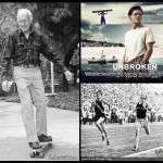 Louis Zamperini  & Skateboard – 70s
