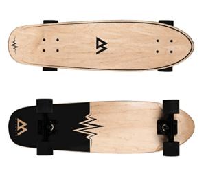 Magneto Mini Cruiser Skateboard Cruiser - best street skateboards