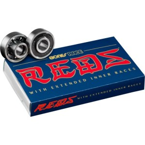 Bones Bearings – Race Reds Bearings 8-St 1 Colour – 1SIZE – 449sek
