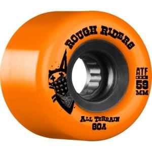 Bones – Atf Rough Riders Wheel Orange – 59mm – 599sek