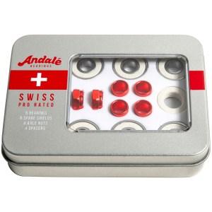 Andalé Swiss Tin Box Red – 599sek
