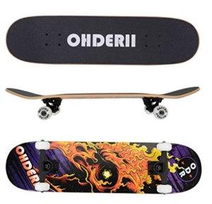 """Ohderii 31"""" Skateboards"""