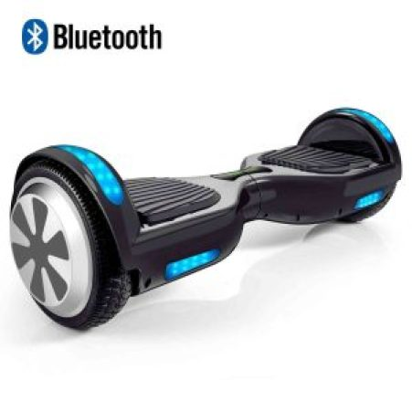 VEEKO Hoverboard with Bluetooth speaker