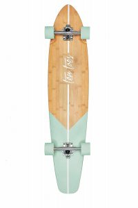 Ten Toes Board Emporium Zed Bamboo Longboard Skateboard Cruiser _best longboards of 2018