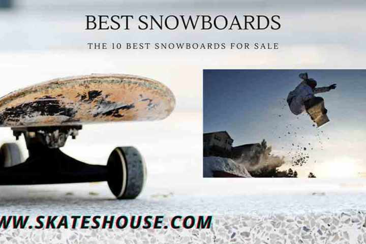 The 10 best snowboards for sale