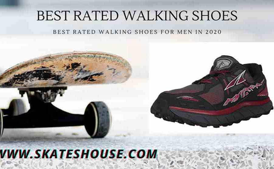 Best Rated Walking Shoes For Men in 2020