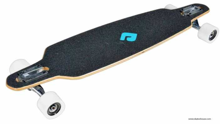 The drop-down longboard has two different parts. One is drop-through longboard, and another is drop deck longboard.