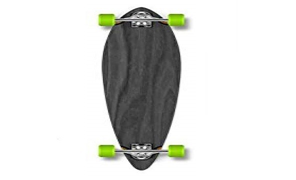 We have presented here another budget-friendly best longboard for girl -YocaherPunked Stained Pintail Complete Longboard.