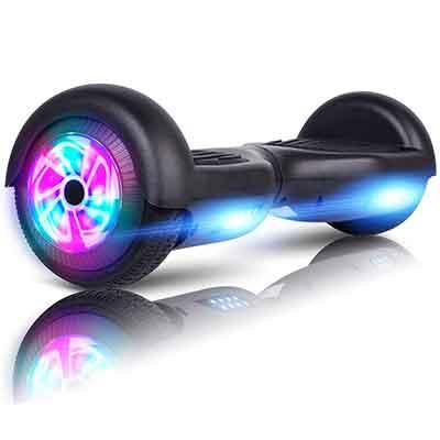 LIEEAGLE Wheel Lights Hoverboard