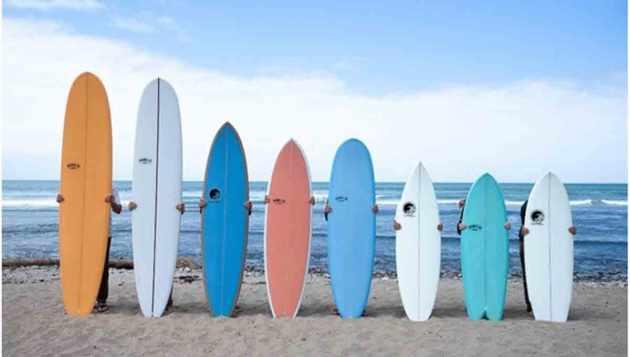 Best beginners surfboard