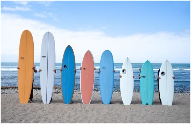 Choosing Best Beginner Surfboards so important because a good quality surfboard lasts a long time