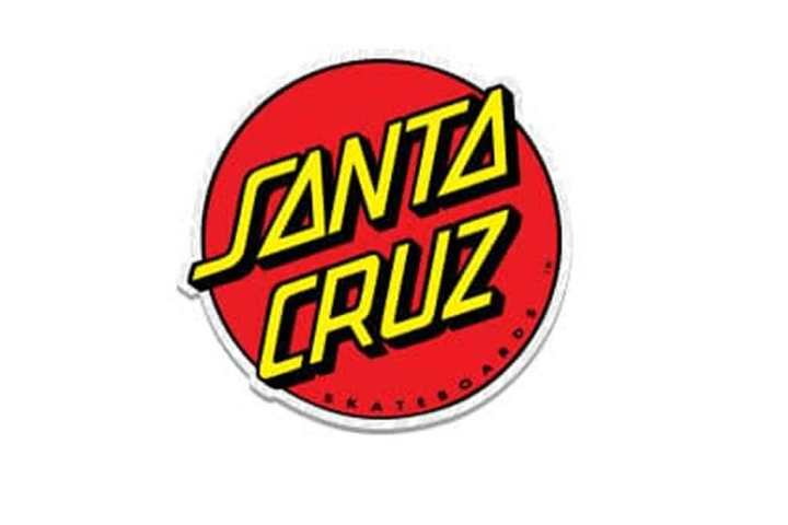 Santacruz skateboard