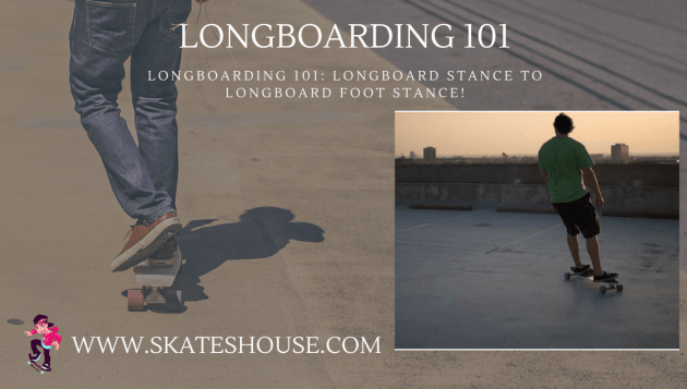 To riding a longboard it's important to know how to turn your longboard. longboard 101 will help you to know about foot stance.